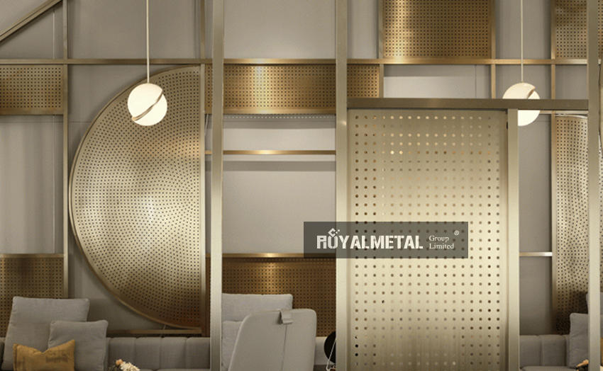 Stainless steel movable partition/Horizontal divider