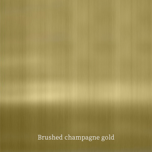 Brushed-champagne-gold
